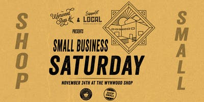Wynwood Shop - Small Business Saturday 2019