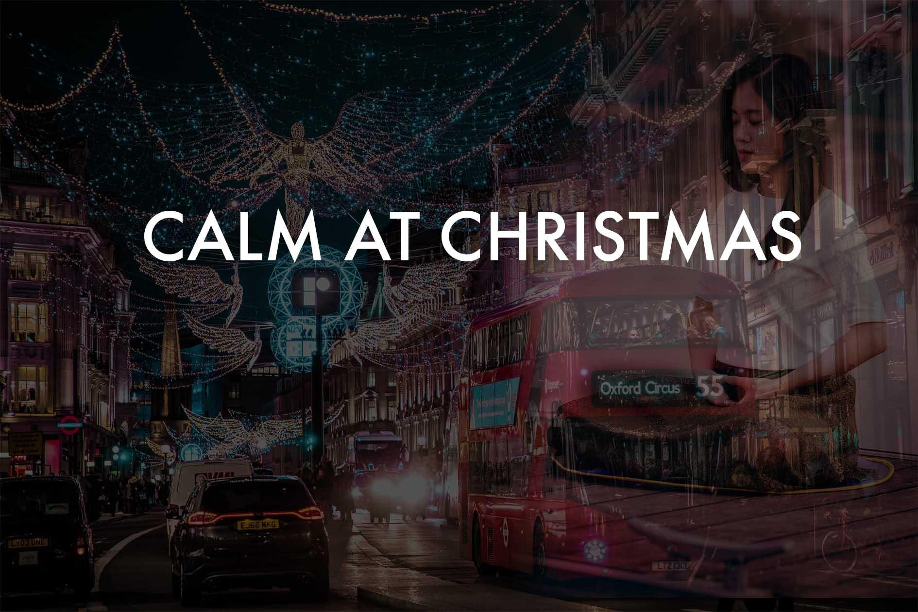Calm at Christmas - Mindfulness Workshop