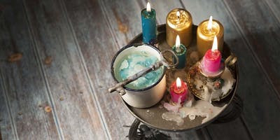 Intro to Candle Magic - Rock Shop
