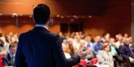 Learn Public Speaking  with Toastmasters tickets