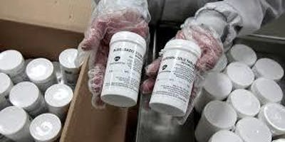 We sell and supply pharmaceutical products of all types