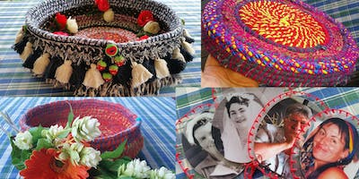 Honouring Our Female Lineage- Basket Making with Heart
