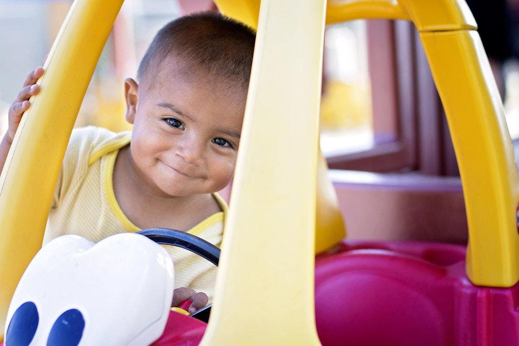 Trauma and Resiliency in the Preschool Setting (Previous RfR or Intro Required)