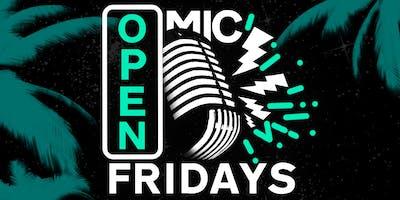 Miami LIVE Open Mic Friday 1/18/19 - DJ Smokey