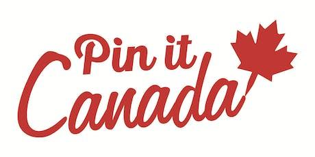 Pin-It Canada - London 2019 tickets