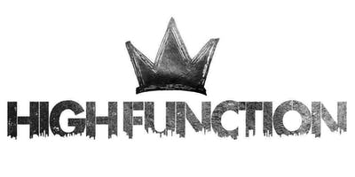 High Function Presents: The Function - Grime Edition