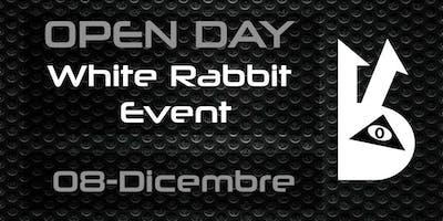 OPEN DAY - WHITE RABBIT EVENT