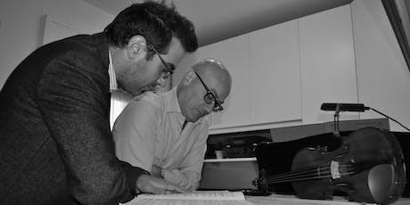 RUOPOLO & RUSSO violin and piano duo biglietti