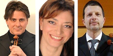 Felix Piano Trio biglietti