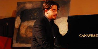 ALESSANDRO CAPONE piano recital