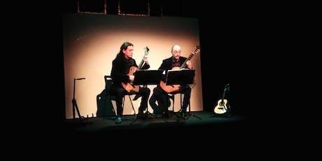 ASCIONE & AVERSANO guitar duo biglietti