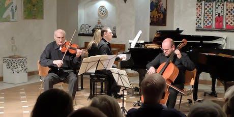 Ravello Piano Trio biglietti