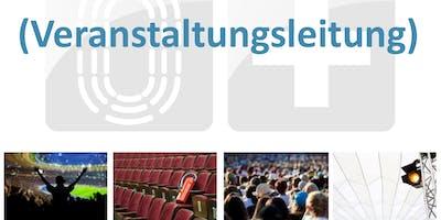 Veranstaltungsleitung nach MVStättVO §38 Abs.2 (Zertifizierte unterwiesene Person)