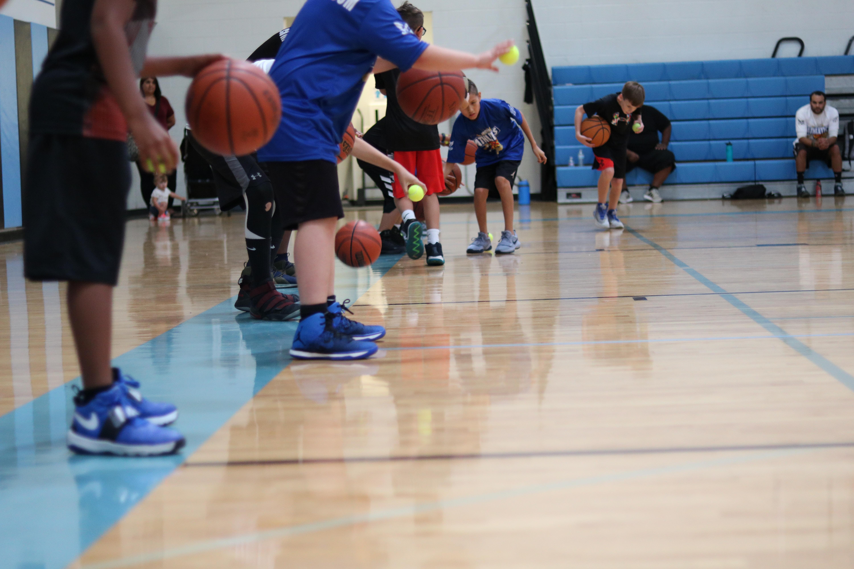 December 29th Basketball Camp {9yrs - 14yrs} (West Valley)