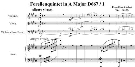 Ager Piano Quintet biglietti