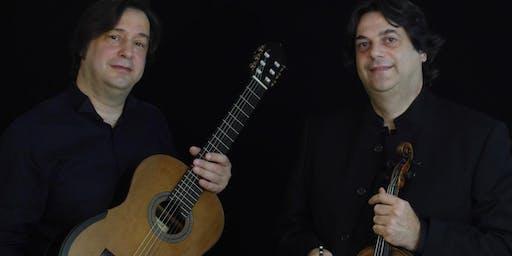 TORTORELLIS viola & guitar duo