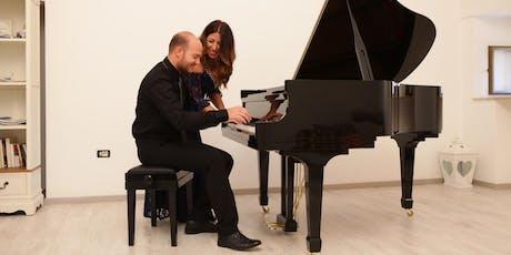 VENEZIANI & VALLUZZI two-piano duo biglietti