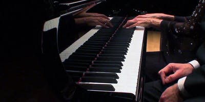 MAIORCA & MILANO piano four-hands