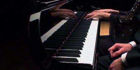 MAIORCA & MILANO piano four-hands biglietti