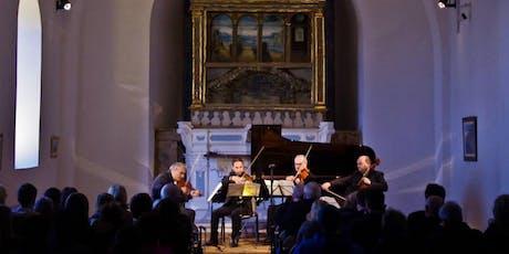 Franz Schubert: String Quartets VI/6 biglietti