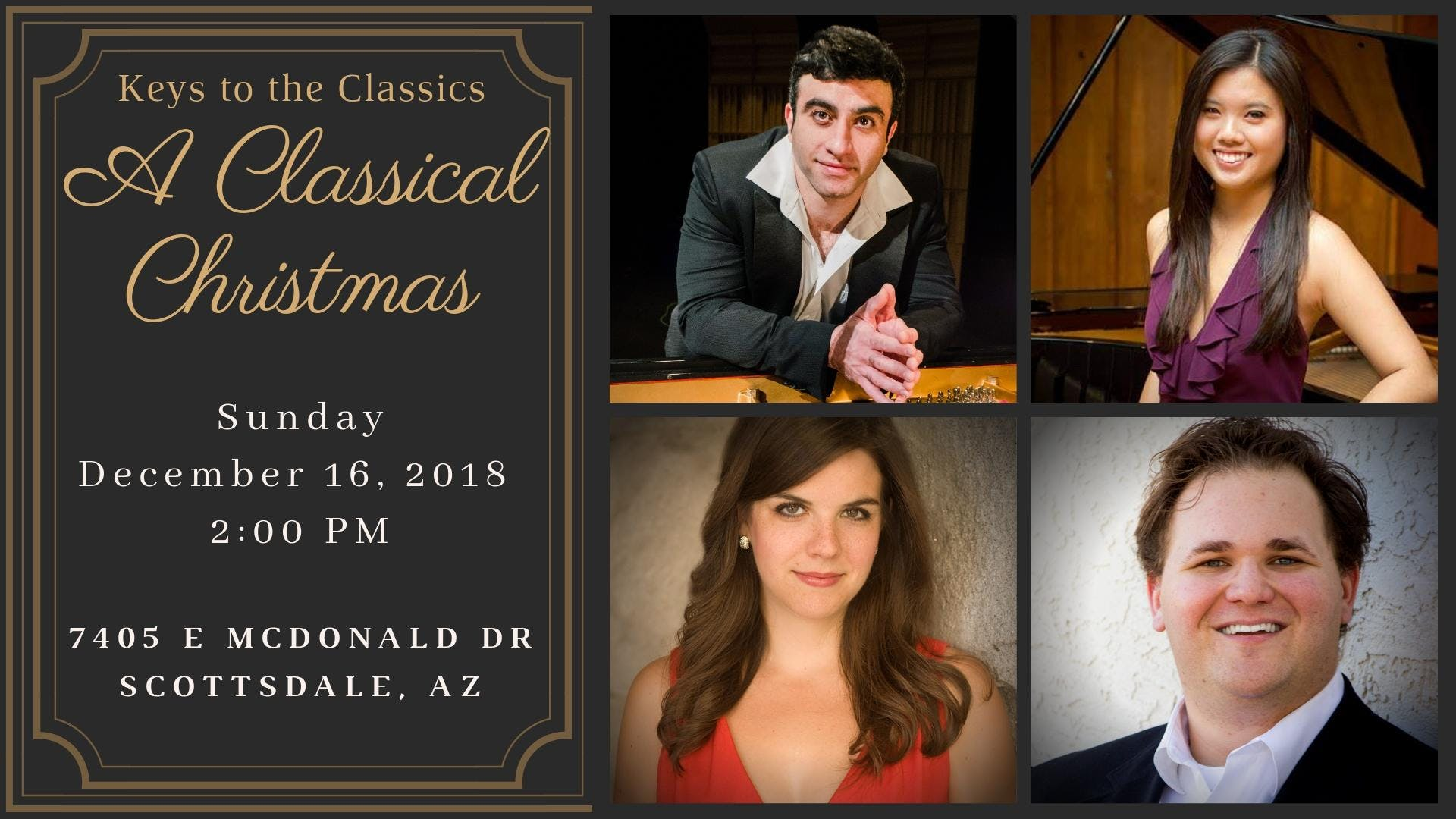 Keys to the Classics - A Classical Christmas