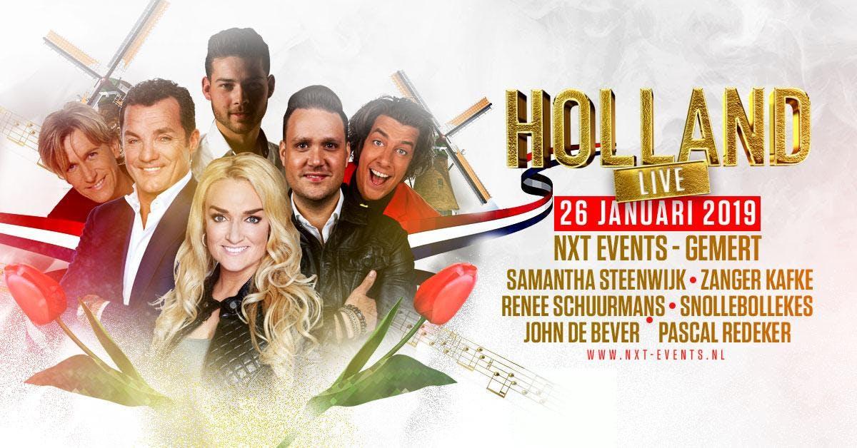 Holland Live