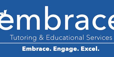 Embrace Tutoring: SAT Review (Passport to Advanced Math/ Writing Language and Punctuation) - Sunday, May 26th