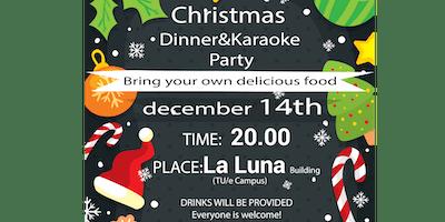 Christmas Dinner & Karaoke Party
