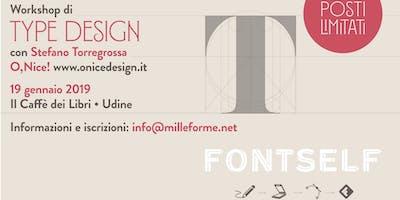 Workshop di Type Design