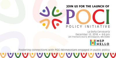 POCI in Public Policy  Kick-Off