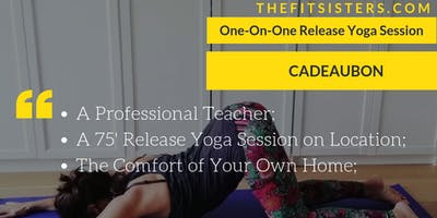 One-On-One/Small Group - Release Yoga Session CADEAUBON