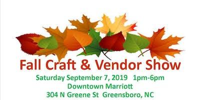 Fall Festival Craft & Vendor Show