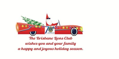 Brisbane Lions Club Annual Holiday Senior Luncheon