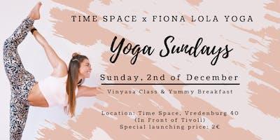Yoga Sundays