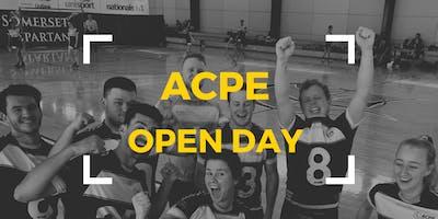 ACPE Open Day - 2 February 2019 - Sydney Olympic Park