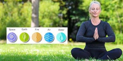5 Elements of Yoga