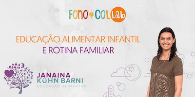 Certificação em Educação Alimentar Infantil e Rotina Familiar - para Nutricionistas