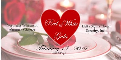 Red and White Gala