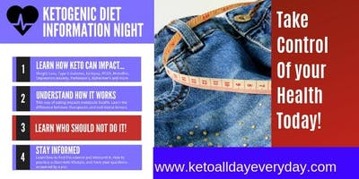 Ketogenic Diet Info Nigh:  Lose Weight & Improve your Health