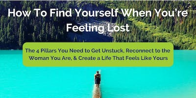 How to Find Yourself When You\