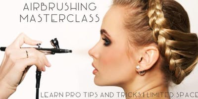 Airbrush Pro Masterclass - 6 hr workshop