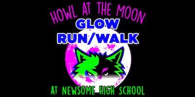 HOWL AT THE MOON GLOW RUN/WALK