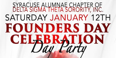 Founders Day Celebration - Day Party