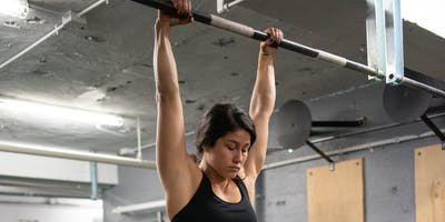 Invictus Boston Gym Series: Pull-Ups & More