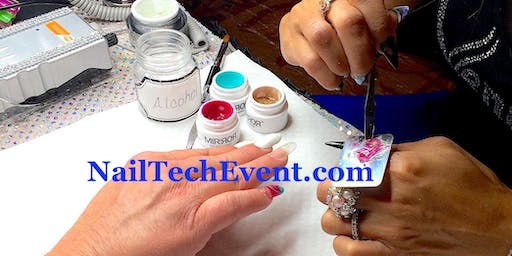 Nail Tech Event of the Smokies 2019