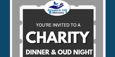 Charity Dinner & OUD Night