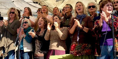 West Marin Choir, Winter Session in Point Reyes