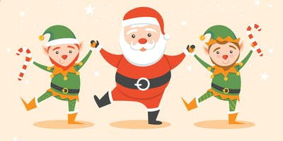 Christmas Dancing - Eaglehawk