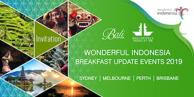 Wonderful Indonesia Breakfast Update Event Sydney
