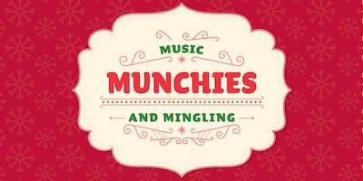 Music, munchies and mingling - Kangaroo Flat